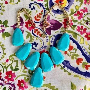 Turquoise Harlow